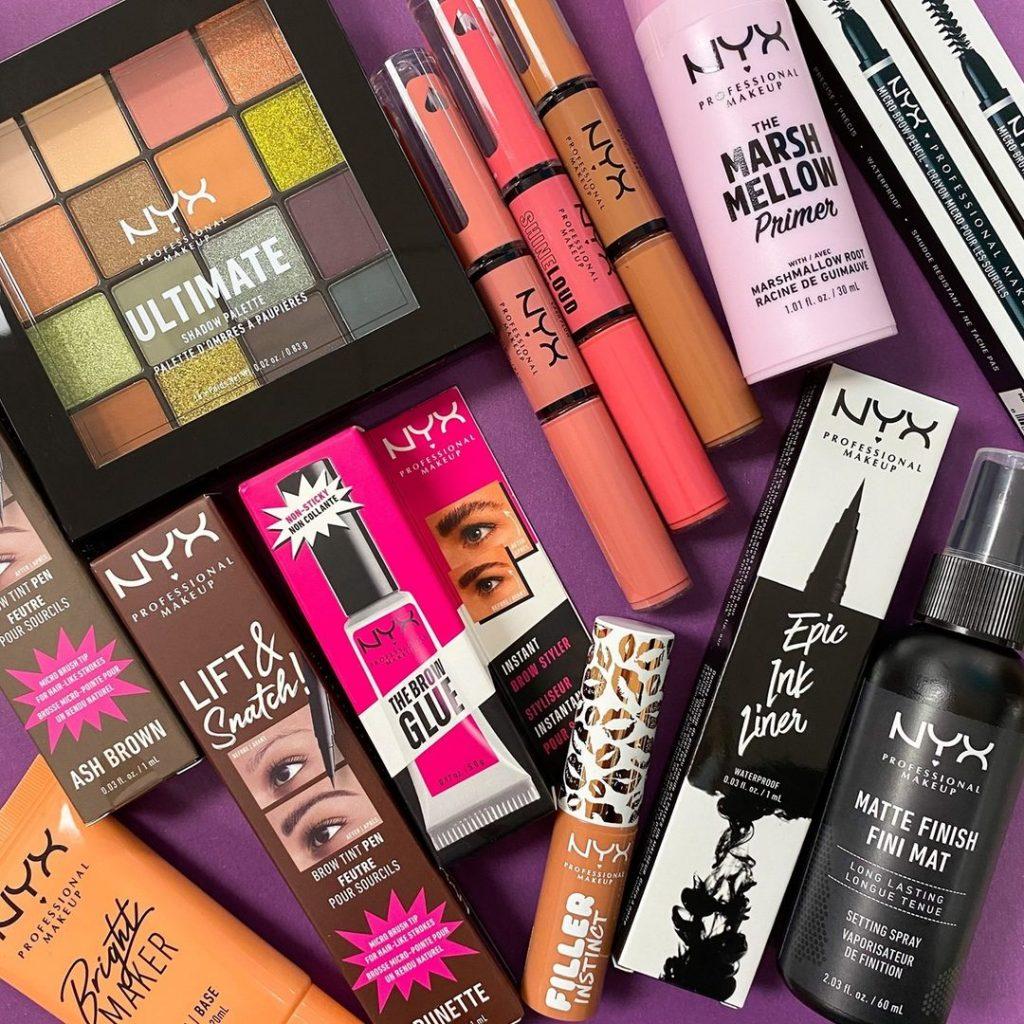 Colores de maquillaje