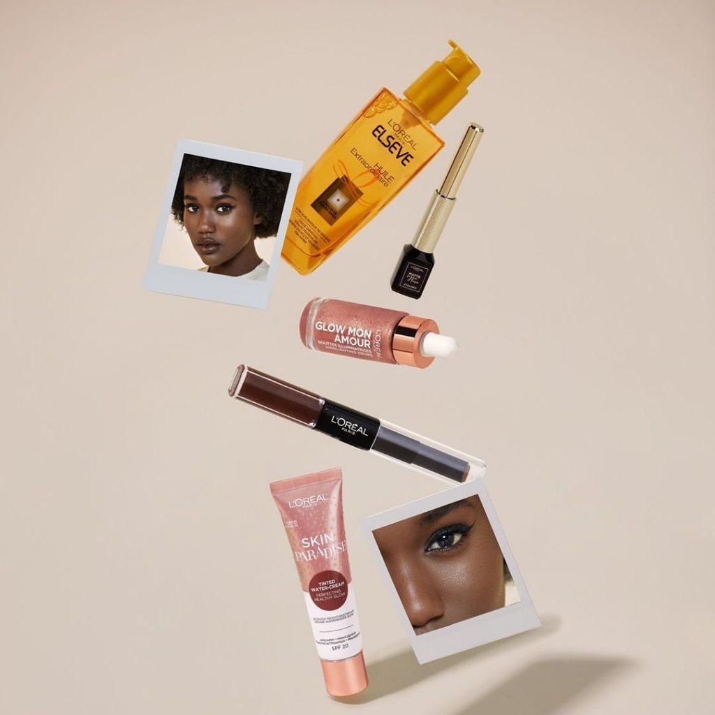 Cósmeticos y maquillaje