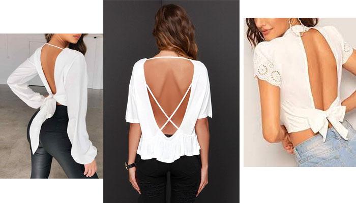 6 6 Blusas blancas y elegantes que no pueden faltar en tu armario